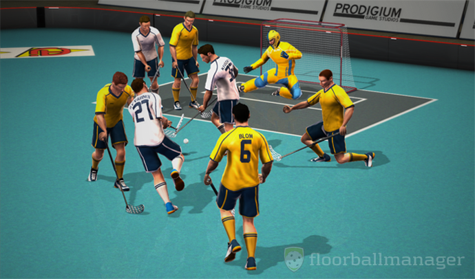 s manager floorball